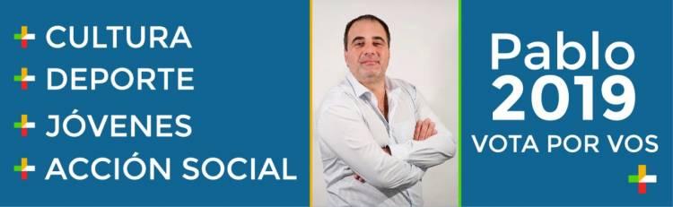 Pablo Torti 2019 - VOTA POR VOS